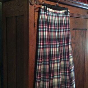 Vintage Pendleton Skirt 💃🏻